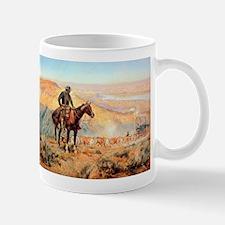 Cute Cowboys and indians Mug