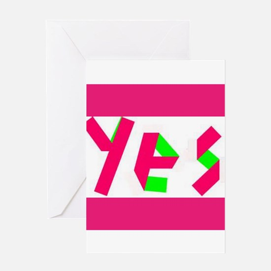 Yes! Greeting Cards