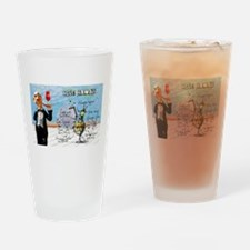 Cool Black butler Drinking Glass