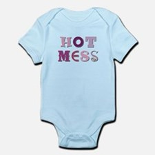 HOT MESS Body Suit