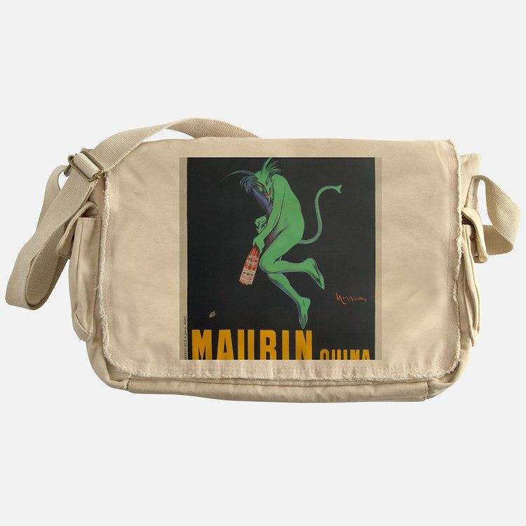 Cute Liquor Messenger Bag