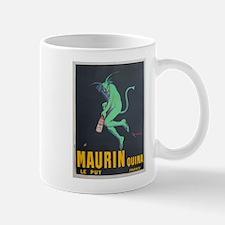 Vintage poster - Maurin Quina Mugs