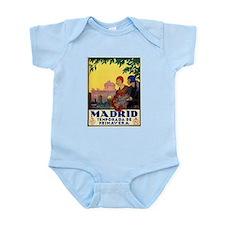 Madrid Temporada de Primavera - Vintage Body Suit