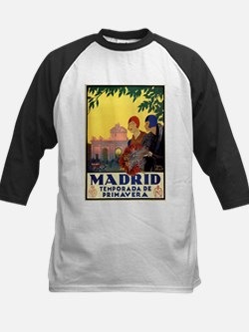 Madrid Temporada de Primavera - Vi Baseball Jersey
