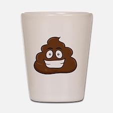 Cool Poo Shot Glass