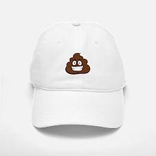 emoji poop Cap