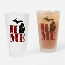 HOME - Michigan Drinking Glass