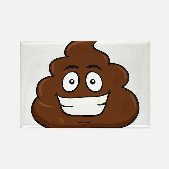 emoji poop Magnets