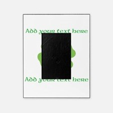 St. Patricks Day personalisable shamrock Picture Frame