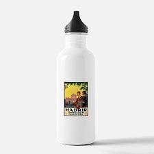 Madrid Temporada de Pr Water Bottle