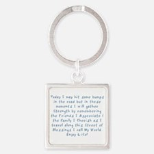 Street of Blessings Keychains