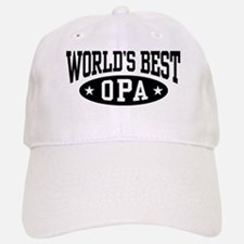 World's Best Opa Baseball Baseball Cap