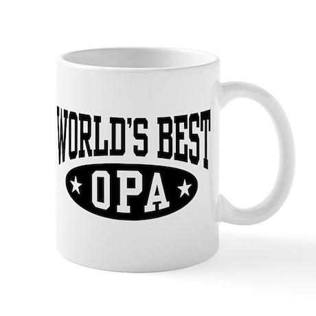 World's Best Opa Mug