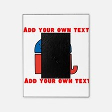 Republican Elephant Template Picture Frame