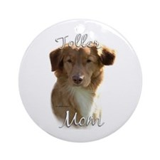 Toller Mom2 Ornament (Round)