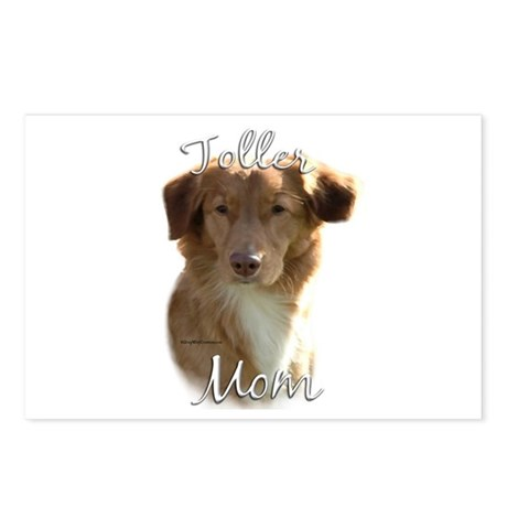 Toller Mom2 Postcards (Package of 8)