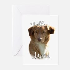 Toller Mom2 Greeting Cards (Pk of 10)