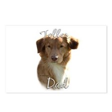 Toller Dad2 Postcards (Package of 8)