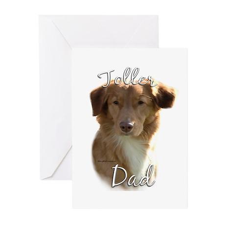 Toller Dad2 Greeting Cards (Pk of 20)