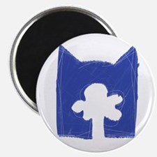 Skyclan BLUE Magnets