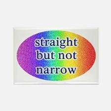 Cute Straight but not narrow Rectangle Magnet