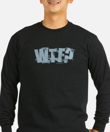 WTF Design Long Sleeve T-Shirt