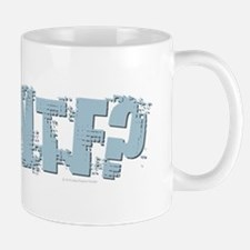 WTF Design Mugs