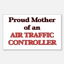Proud Mother of a Air Traffic Controller Decal