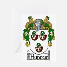 Hunter Coat of Arms Greeting Cards (Pk of 20)