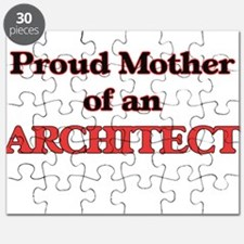 Proud Mother of a Architect Puzzle