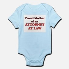 Proud Mother of a Attorney At Law Body Suit