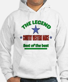 The Legend Country Eastern dance Hoodie