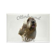 Otterhound Mom2 Rectangle Magnet