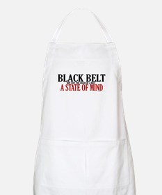 Not Just The Color Of A Belt BBQ Apron