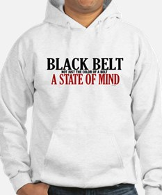 Not Just The Color Of A Belt Hoodie