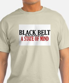 Not Just The Color Of A Belt T-Shirt