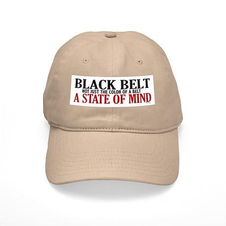 Not Just The Color Of A Belt Cap