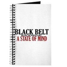 Not Just The Color Of A Belt Journal