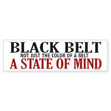 Not Just The Color Of A Belt Bumper Car Sticker
