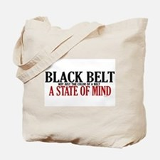 Not Just The Color Of A Belt Tote Bag