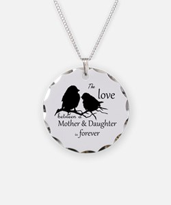 Mother Daughter Love Forever Necklace