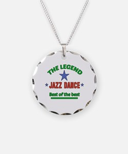 The Legend Jazz dance Best o Necklace