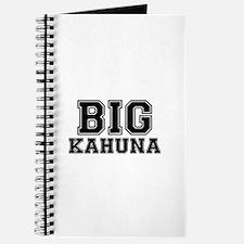 BIG KAHUNA Journal