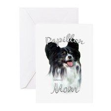 Papillon Mom2 Greeting Cards (Pk of 10)