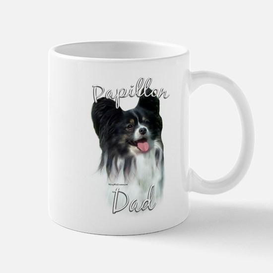 Papillon Dad2 Mug