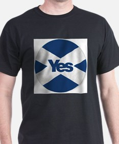 Yes to an Indepedent Scotlan T-Shirt