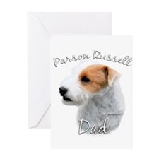 Parson Dad2 Greeting Card