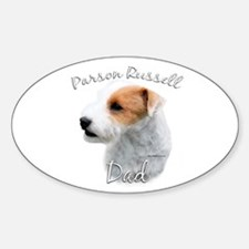 Parson Dad2 Oval Decal