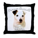 Parsons mom2 Throw Pillows