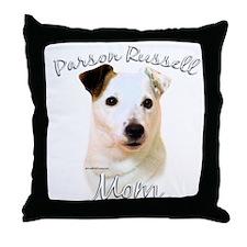 Parson Mom2 Throw Pillow